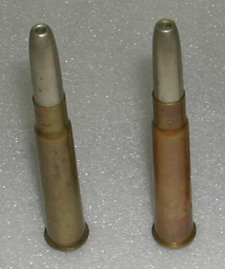 303 Canadian Cordite Mk IV and V Rounds