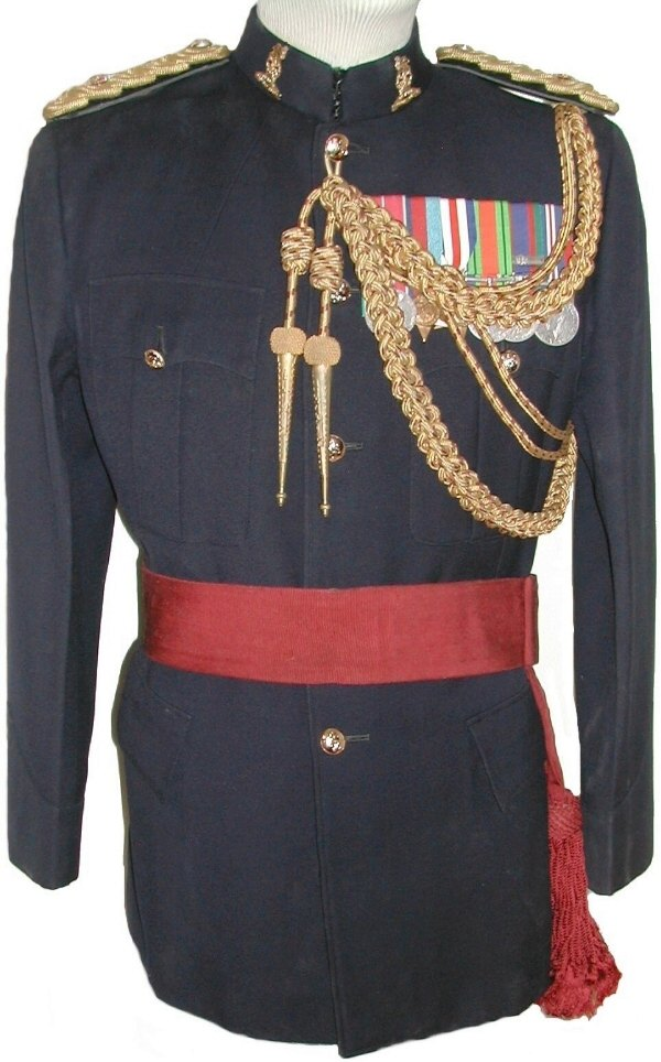 Army Ceremonial Uniform 63