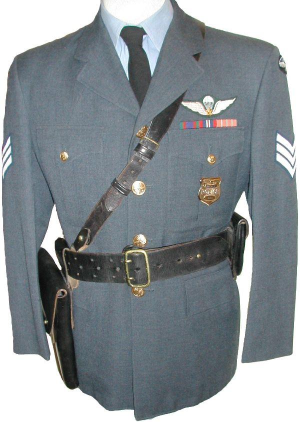 Rcaf Uniform 63