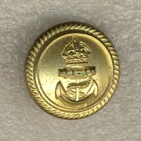 Royal Canadian Navy Uniform Buttons