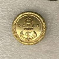 Royal Canadian Navy Uniform Buttons