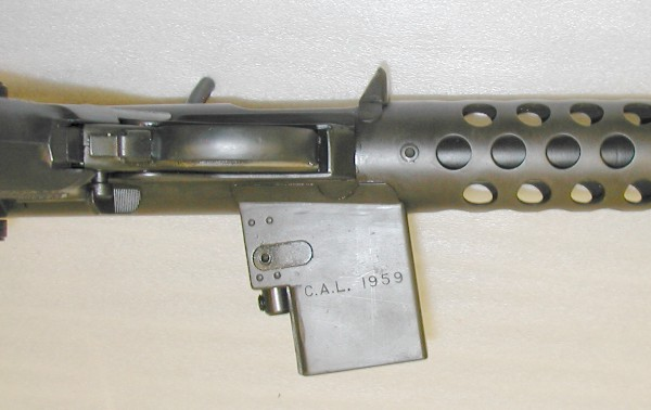 Canadian Military Police Weapons/Submachineguns
