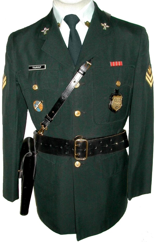 Dress Green Uniform 46