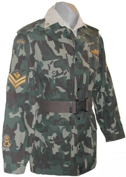 CF Work And Garrison Dress