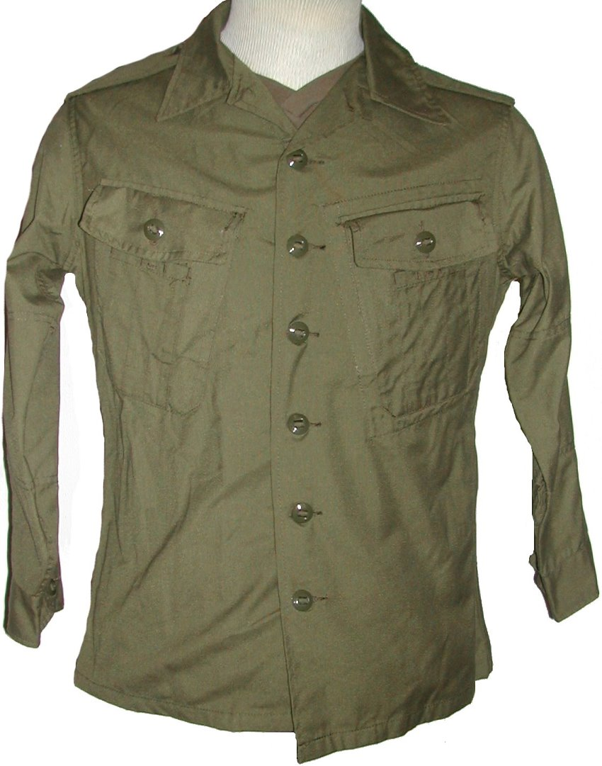Canadian Combat Uniform 1963 - 2000