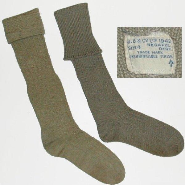WW2 Canadian Army Boots